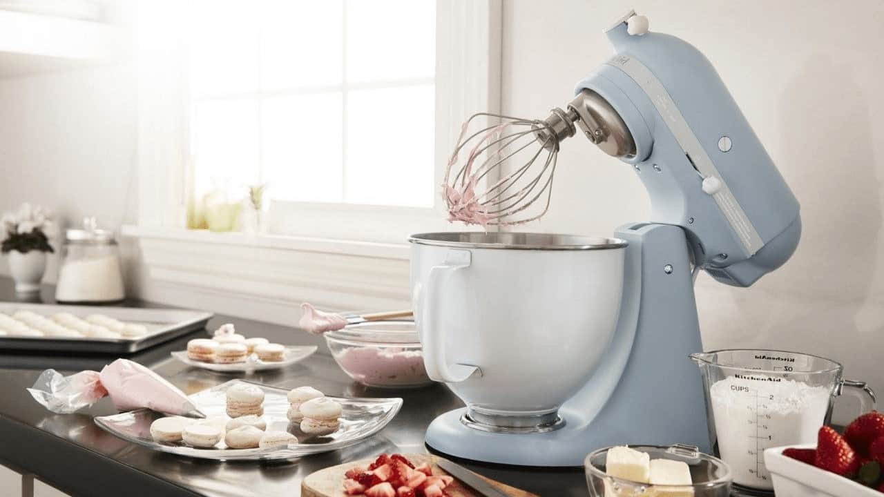 Top KitchenAid Stand Mixer Color Combinations - Gorgeous ...