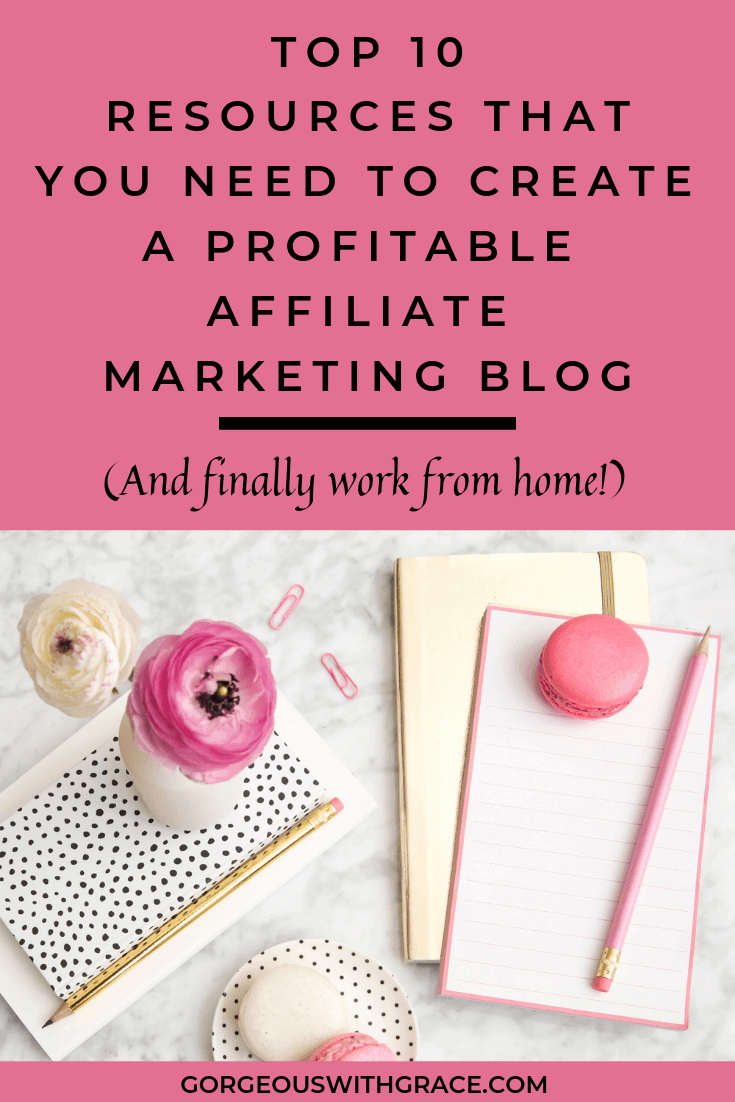 Top 10 Resources for a profitable affiliate marketing blog