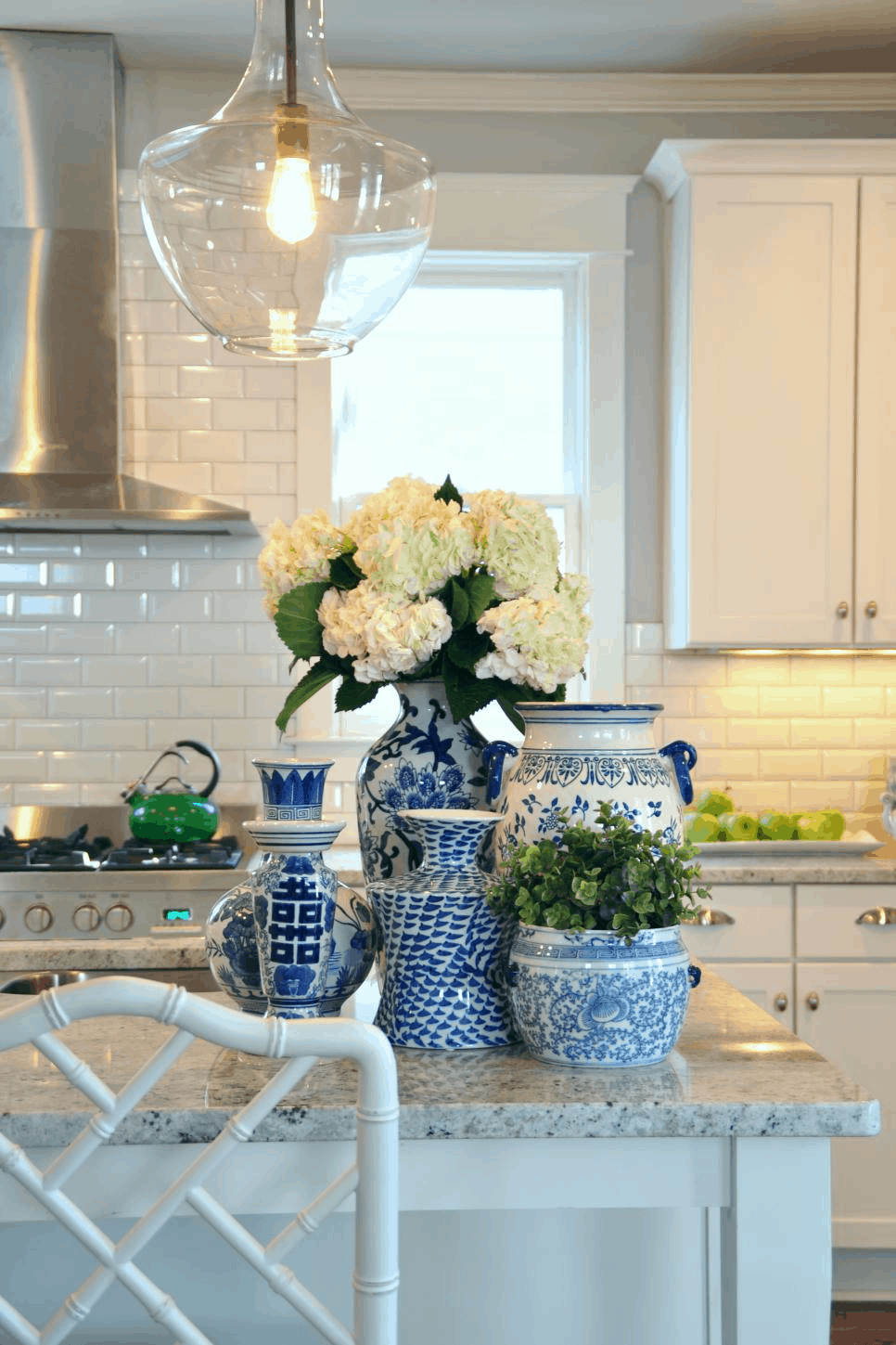 The Best Blue and White Decorating Ideas