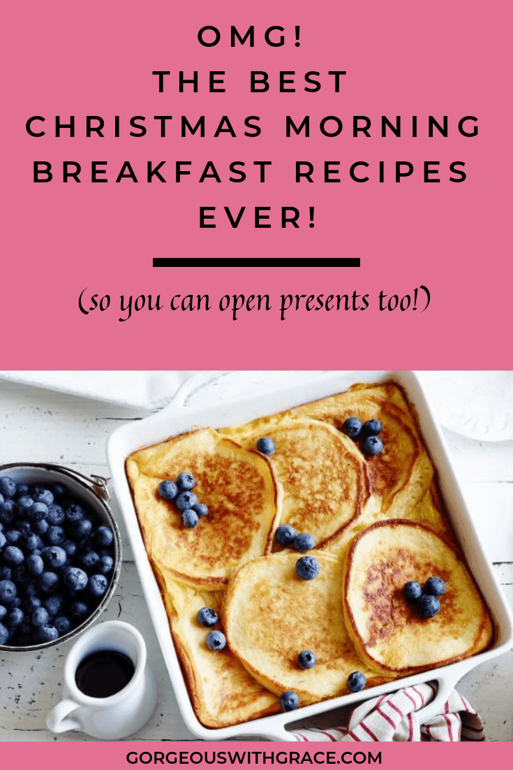 Easy Christmas Morning Breakfast Recipes #simplebreakfast #simplechristmasbreakfast #onedish