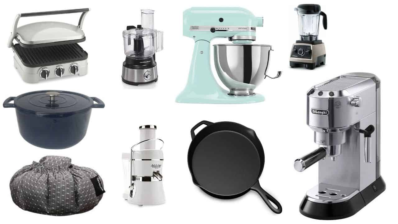 top 10 kitchen gadgets for busy moms - gorgeous with grace